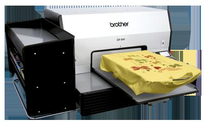 Digital Garment Printing in Full Colour